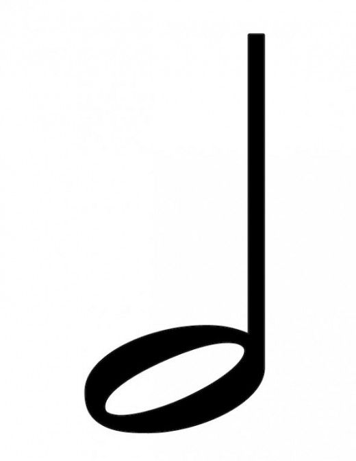 Free Music Clip Art Half Note Music Notes Drawing Music Notes Music Clips