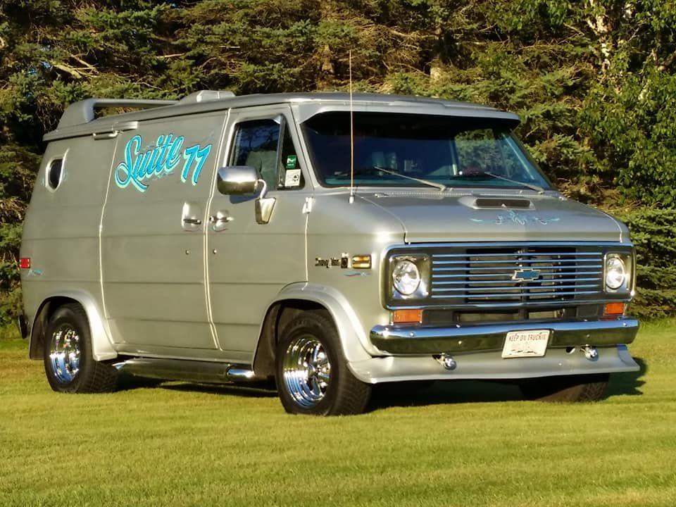 Pin by cagdesign on 70s Chevy Vans   Custom vans, Old school