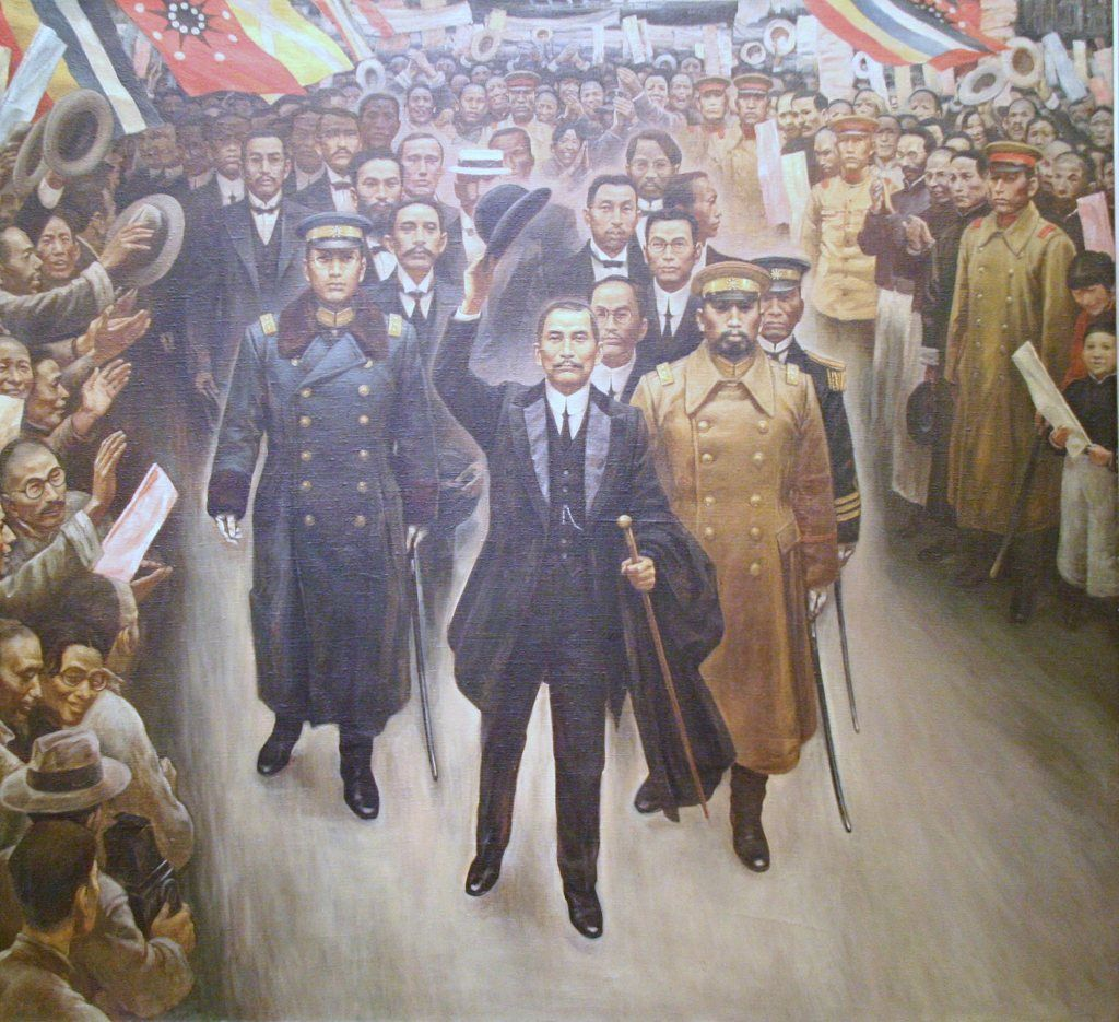 Dr Sun Yat-Sen and the Xinhai Revolution, China