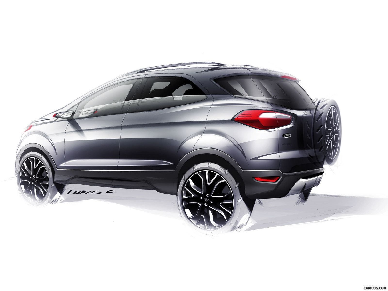 2013 Ford EcoSport Wallpaper Ford ecosport, Ford, Auto