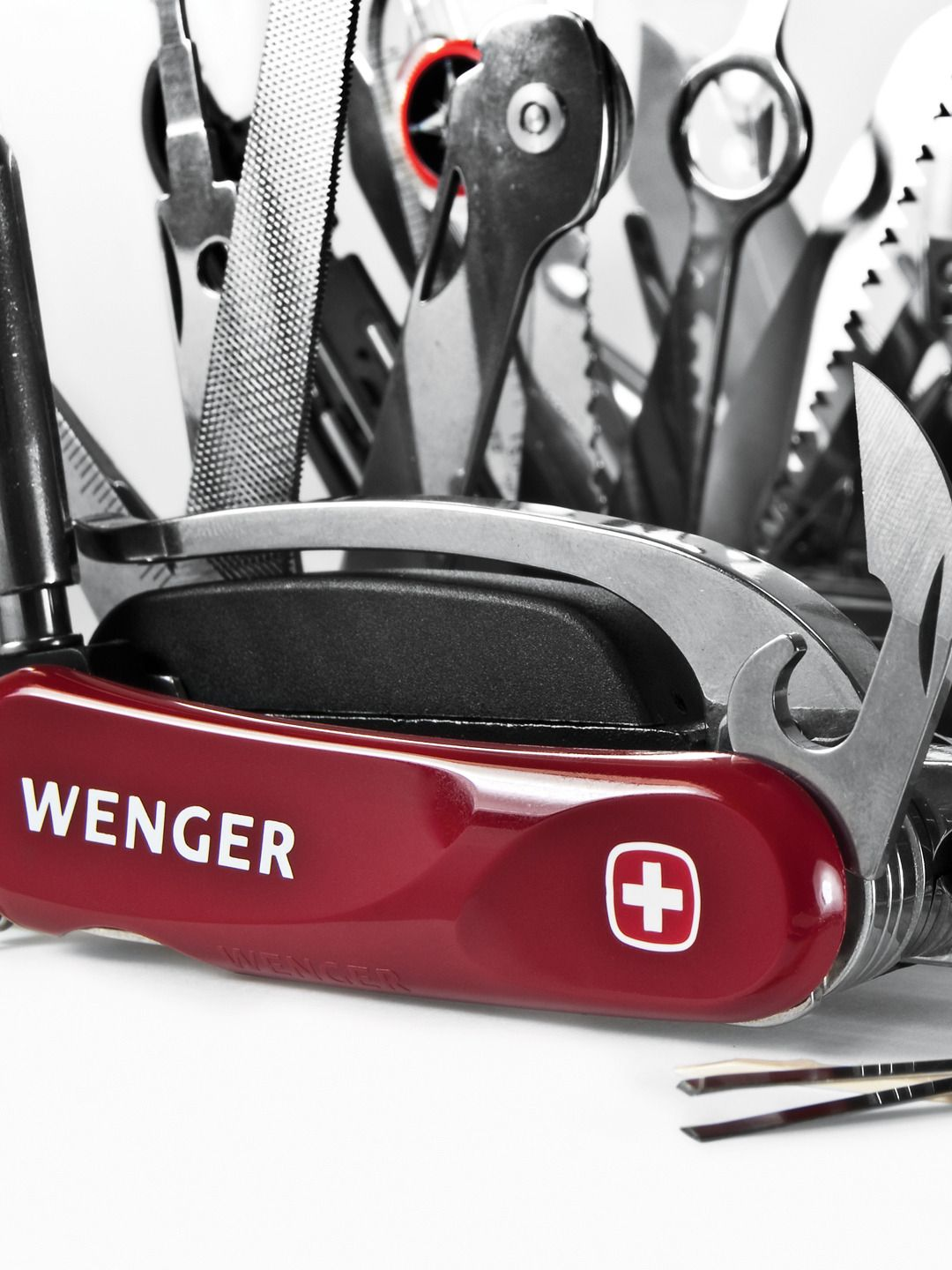 Giant Swiss Army Knife By Wenger At Gilt Gadgets