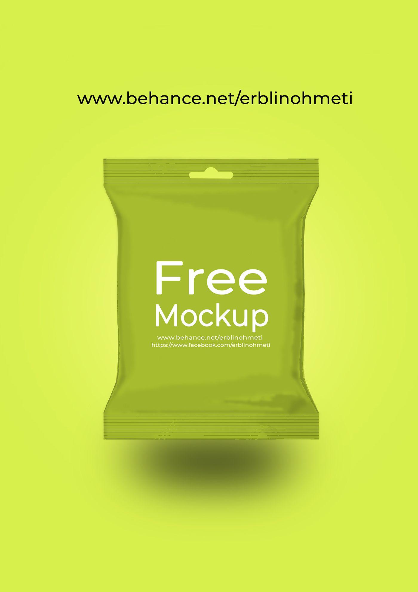 Download Free Psd Food Packaging Mockup On Behance Packaging Mockup Food Packaging Mockup