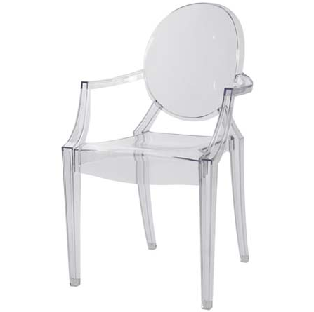 Louis Ghost Chair By Philippe Starck   I Think This Man Is A Genius! I