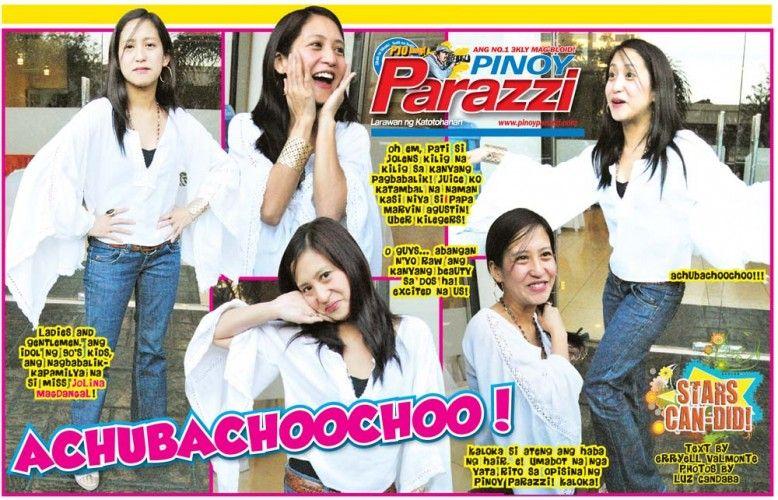 Achubachoochoo! http://www.pinoyparazzi.com/achubachoochoo/