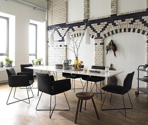 Grosse Esstische grosse esstische für moderne esszimmer interieur design
