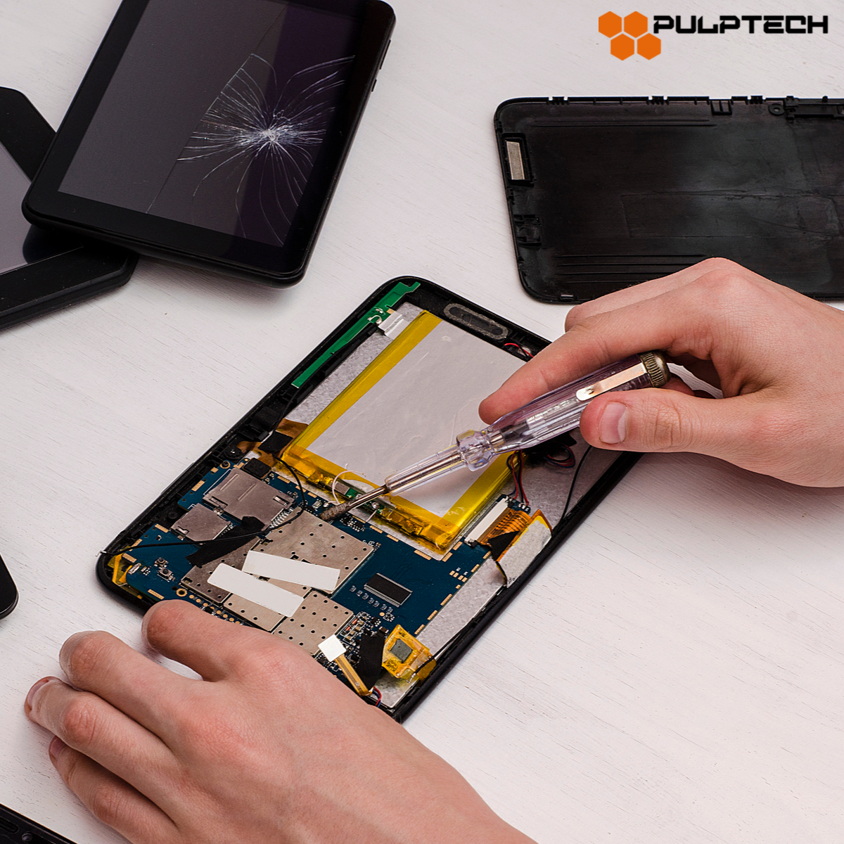 Professional iPhone & Android repair services. Contact us