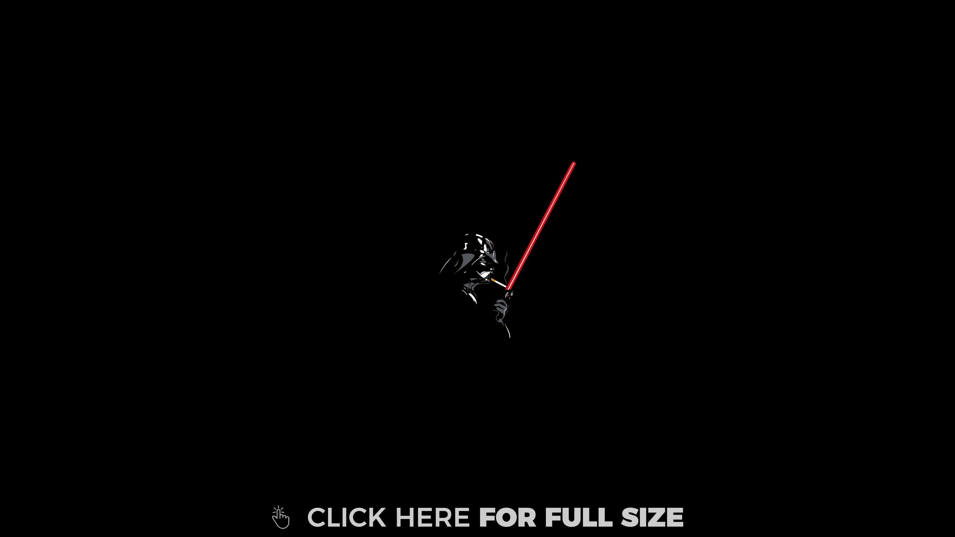 Darth Vader Lighting a Cigarette | Desktop Wallpapers | Pinterest.