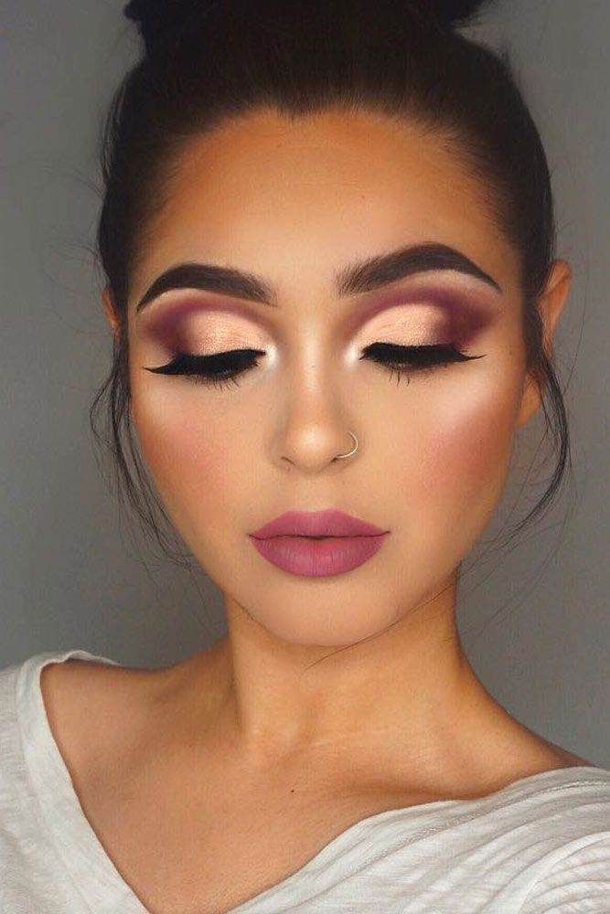 Best Fall Makeup Looks And Trends For 2017  See More -3670