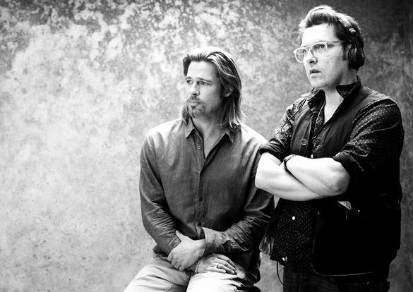 Behind The Scenes With The Creators Of Those Brad Pitt Chanel Ads | Co.Create: Creativity \ Culture \ Commerce