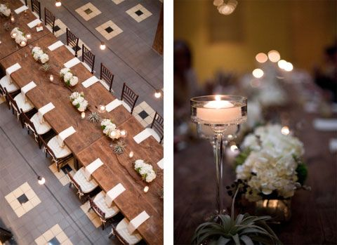 Salt Lake Hardware Building Wedding Reception