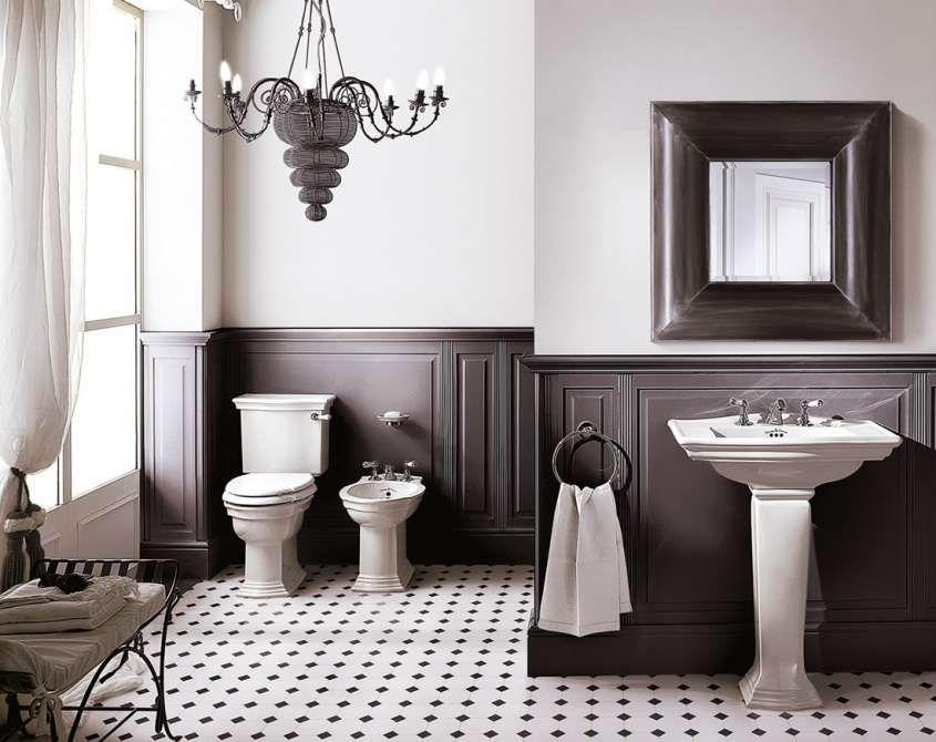 Arredamento Anni 20 : Arredamento in stile anni devonedevon firmano il bagno anni