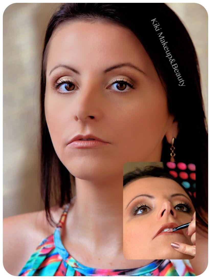 Mais um lindo trabalho fotografado pelo talentosíssimo Mike Ronchi e a bela modelo Camila!  Make para dia e noite! Sairá na revista TUA.  Em breve nas bancas!  #olhoesfumado #kryolanofficial #maquiagemprofissional