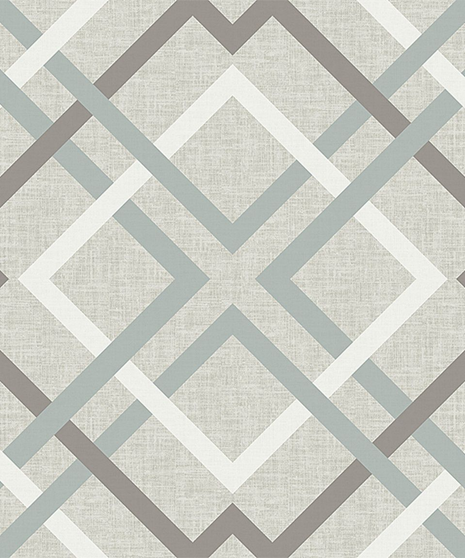 Take a look at this gray u white bespoke plaid wallpaper decal roll