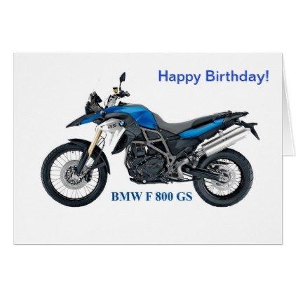 Bmw Motorbike Image For Birthday Greeting Card Bmw Motorbikes