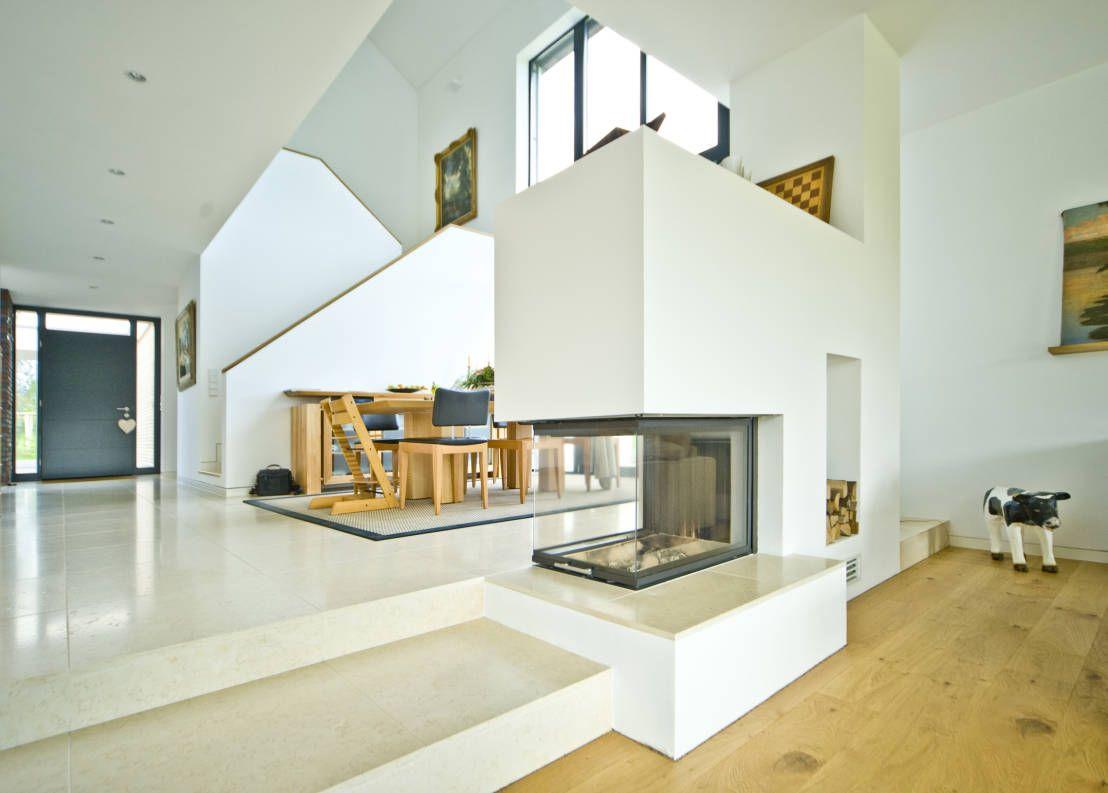 Moderner haus innenausstattung neubau  Ein außergewöhnliches Haus, das zum Träumen verleitet | Moderne ...