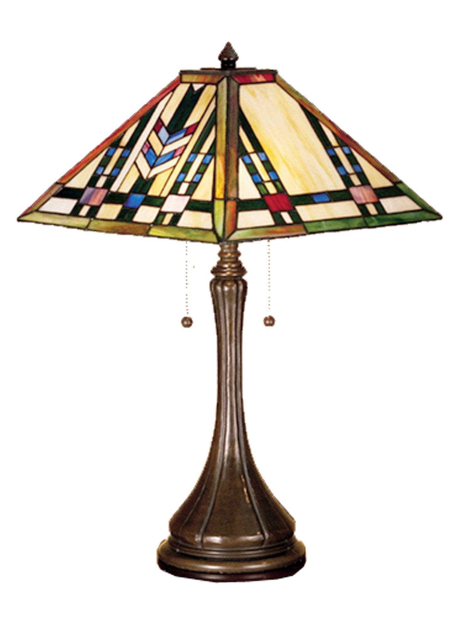 23 H Prairie Wheat Tiffany Southwest Table Lamp Tiffany Table Lamps Lamp Table Lamp