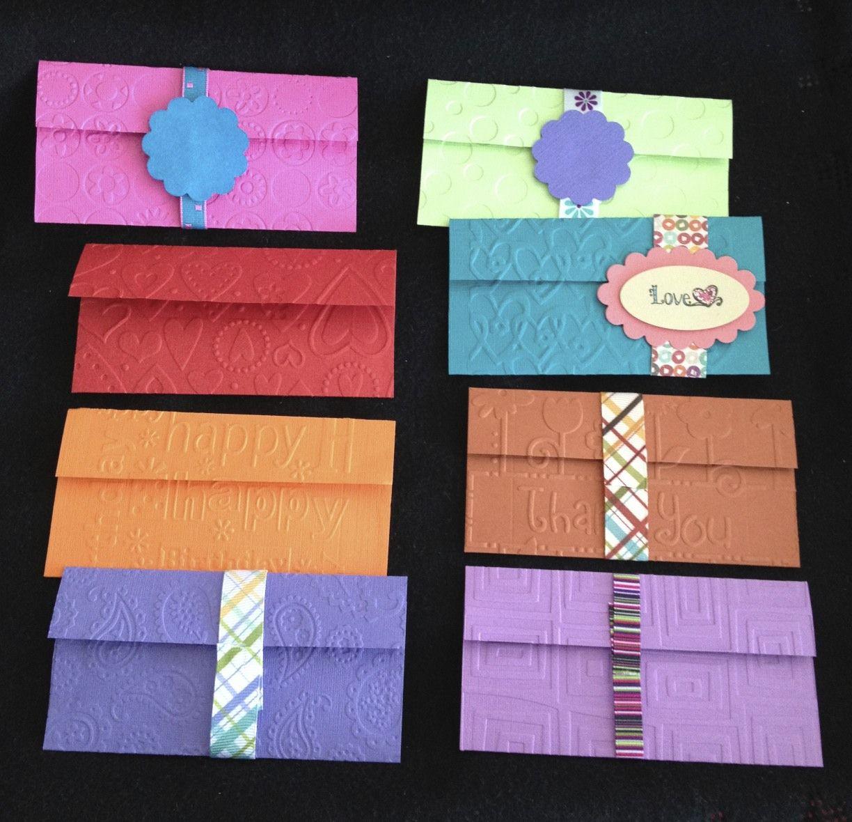Chick kiss envolturas para regalar dinero sobres - Como hacer tarjetas para regalar ...