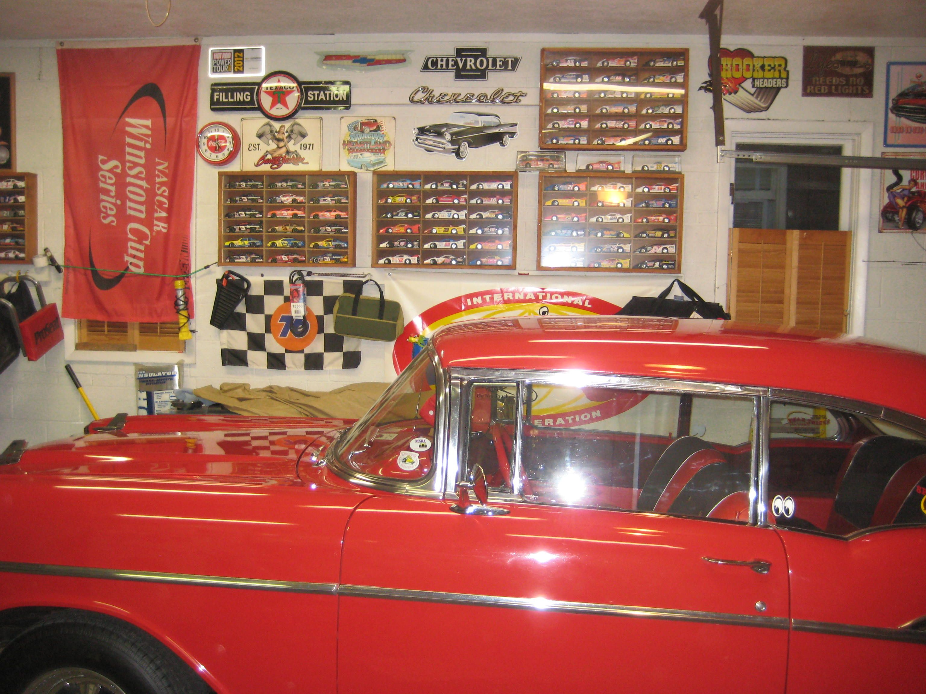 Here is a customer photo from Car Guy Garage. Organize the mess in Car Guy Garage Cabinets on car guy furniture, car guy garage ideas, car guy garage signs,