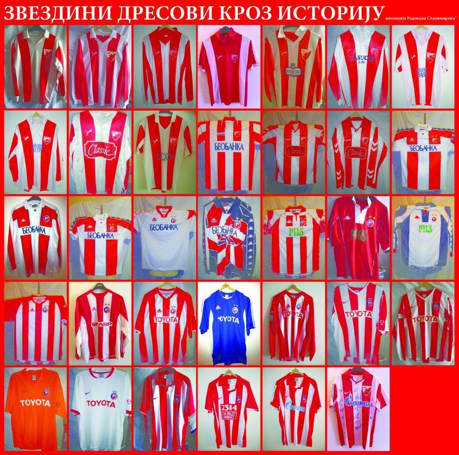 Google themes crvena zvezda - Image Red Star Belgrade Shirt Collection Crvena Zvezda Beograd Skyrock Com