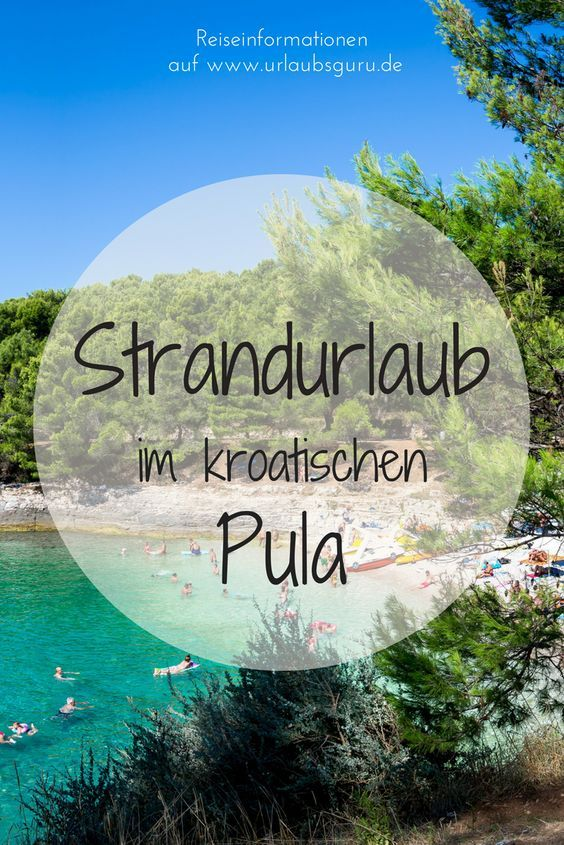 Pula misteriosa en el norte de Croacia Gurú de vacaciones