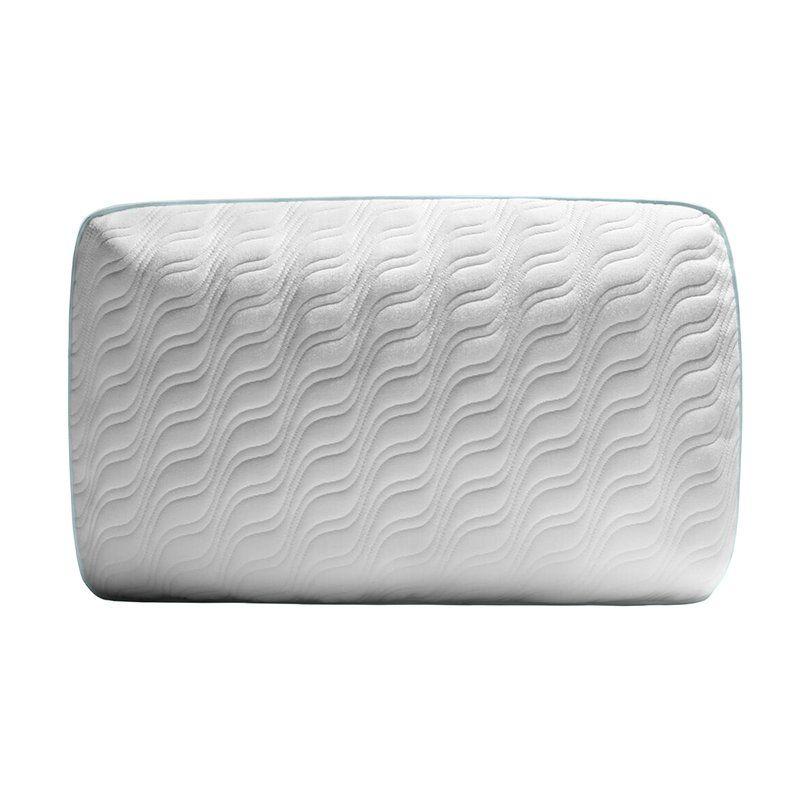 Tempur Cloud Prohi Memory Foam Medium Support Pillow Tempurpedic Memory Foam Beds Pillows