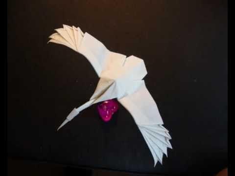 Origami Animals - How To Make Origami Birds Honey Suckers ... | 360x480