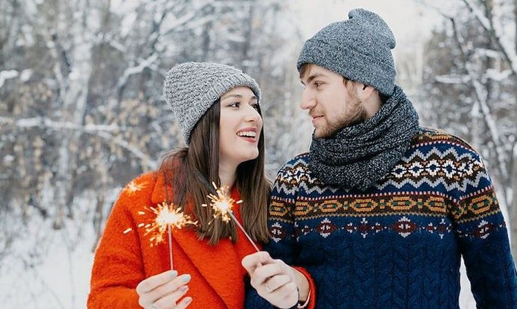 9 Cheesy Instagram Captions For Your Holiday Couple Photos ...