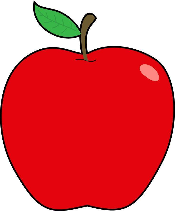 Alphabet Clip Art A H Freebies Contains 16 Images Files Which Includes 8 Color Images And 8 B Artesanato De Frutas Coelhinho Da Pascoa Desenho Pintura De Maca