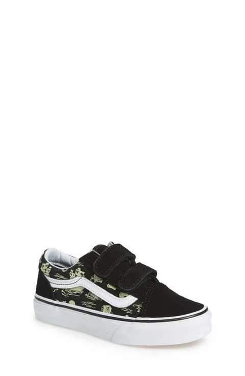 Vans Old Skool Skate Sneaker (Toddler