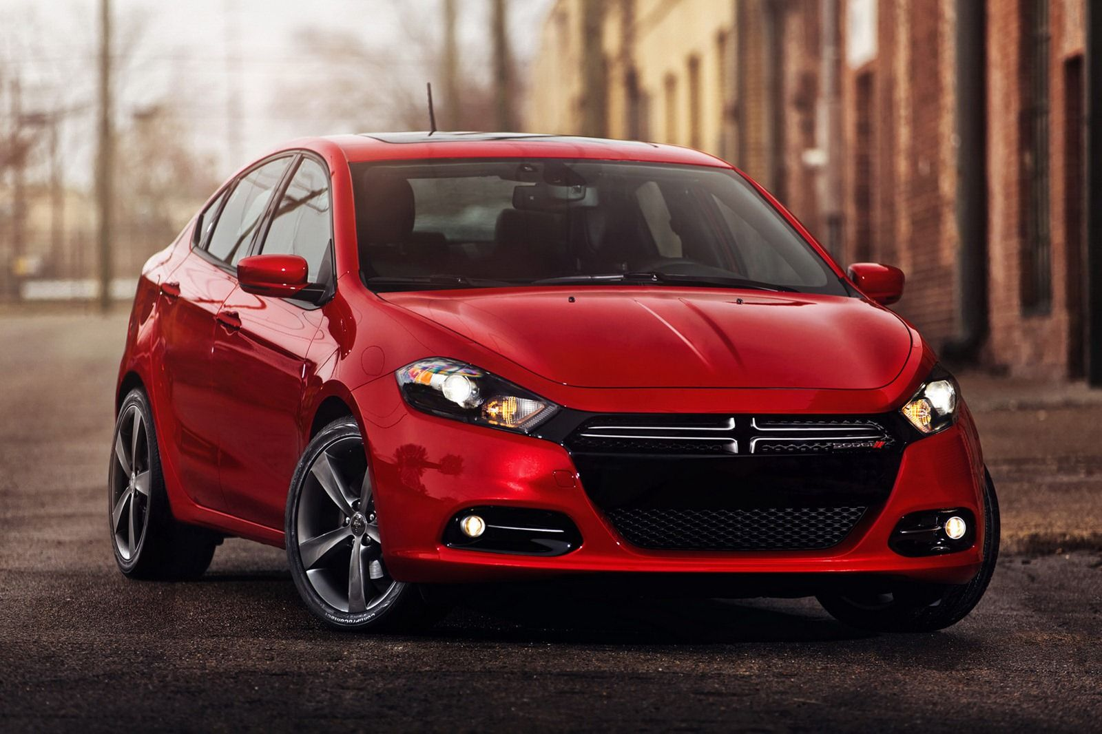 Dodge Announces Full Pricing Details For 2013 Dart Starts From