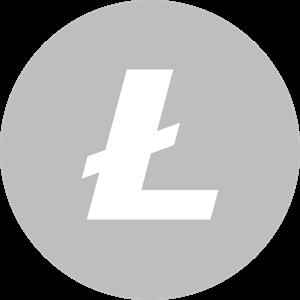 Litecoin Logo Logo Icon Svg Litecoin Logo Cryptocurrency Bitcoin Ltc