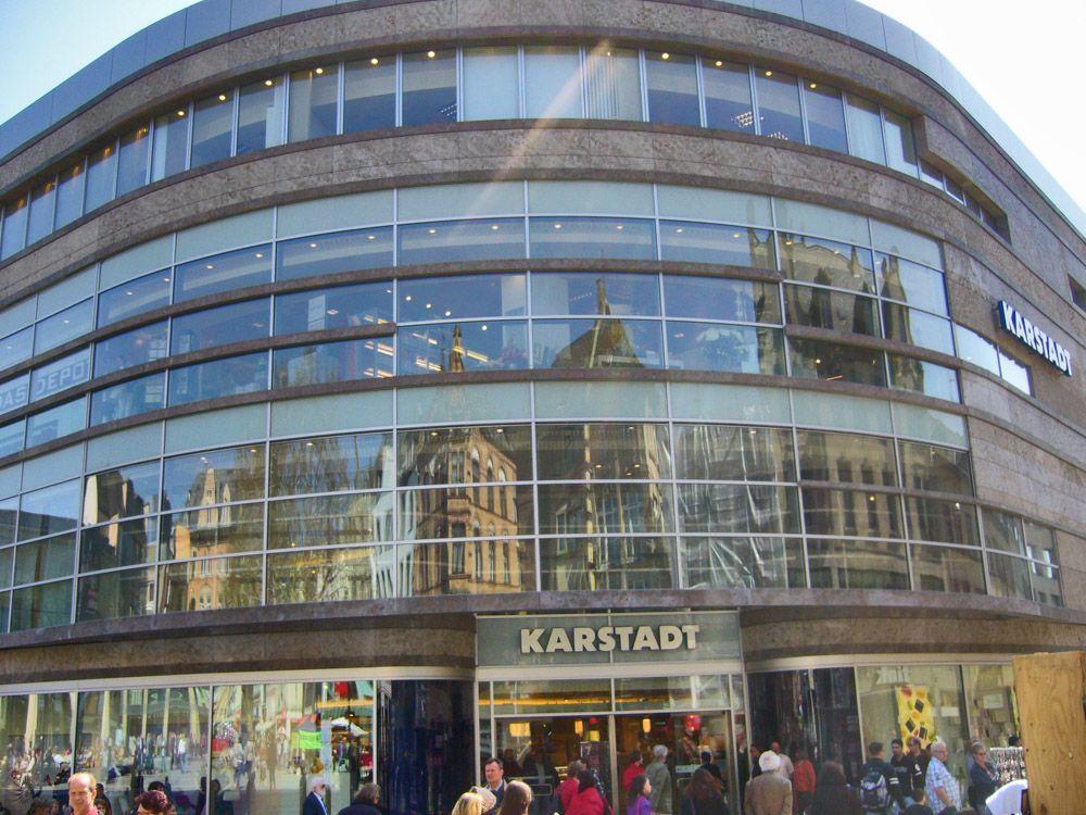 Karstadt Wiesbaden Parkhaus