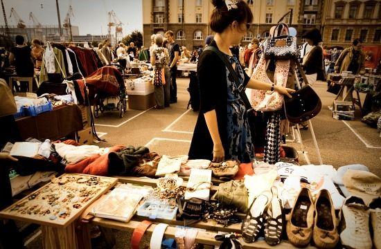 WMP! Fashion Flohmarkt, Betahaus