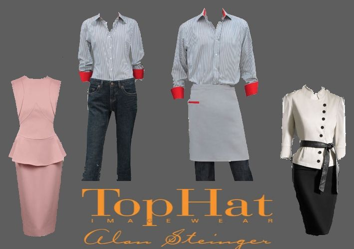 fc6b7cf59ec Top Hat Imagewear designs and manufactures the highest quality custom  restaurant uniforms