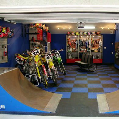 Move Out 10 Ways To Expand Into Your Garage Garage Makeover