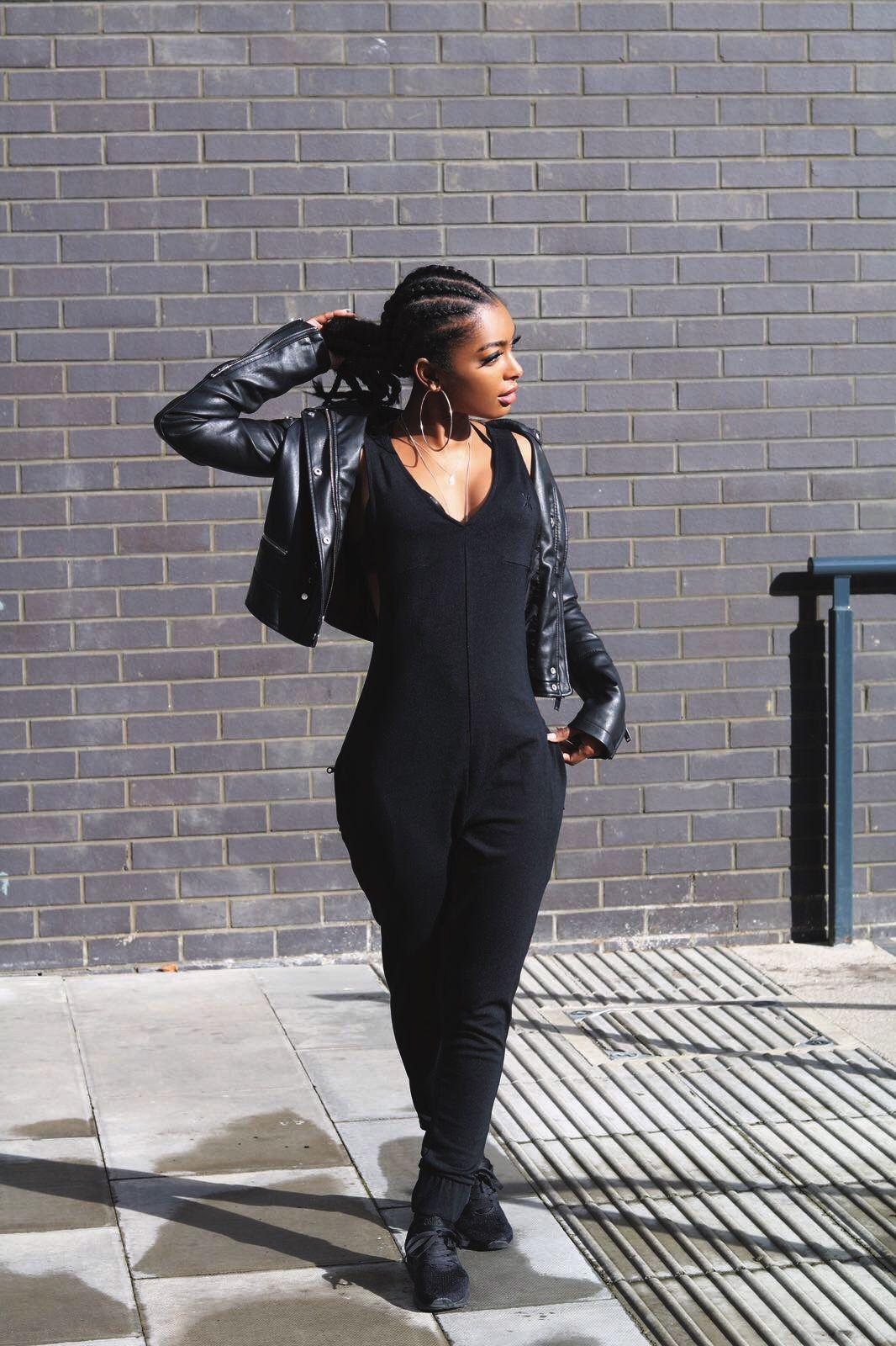 50++ Black one piece jumpsuit ideas ideas