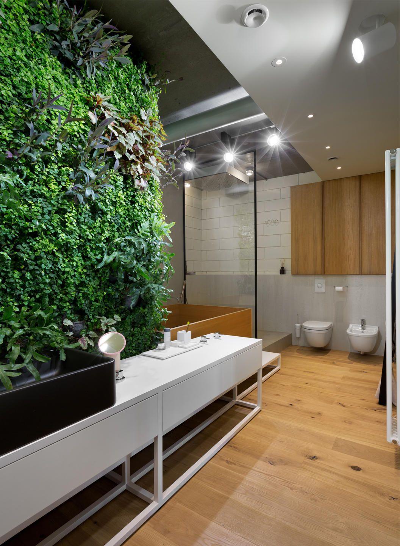 Bijzondere loft badkamer | House