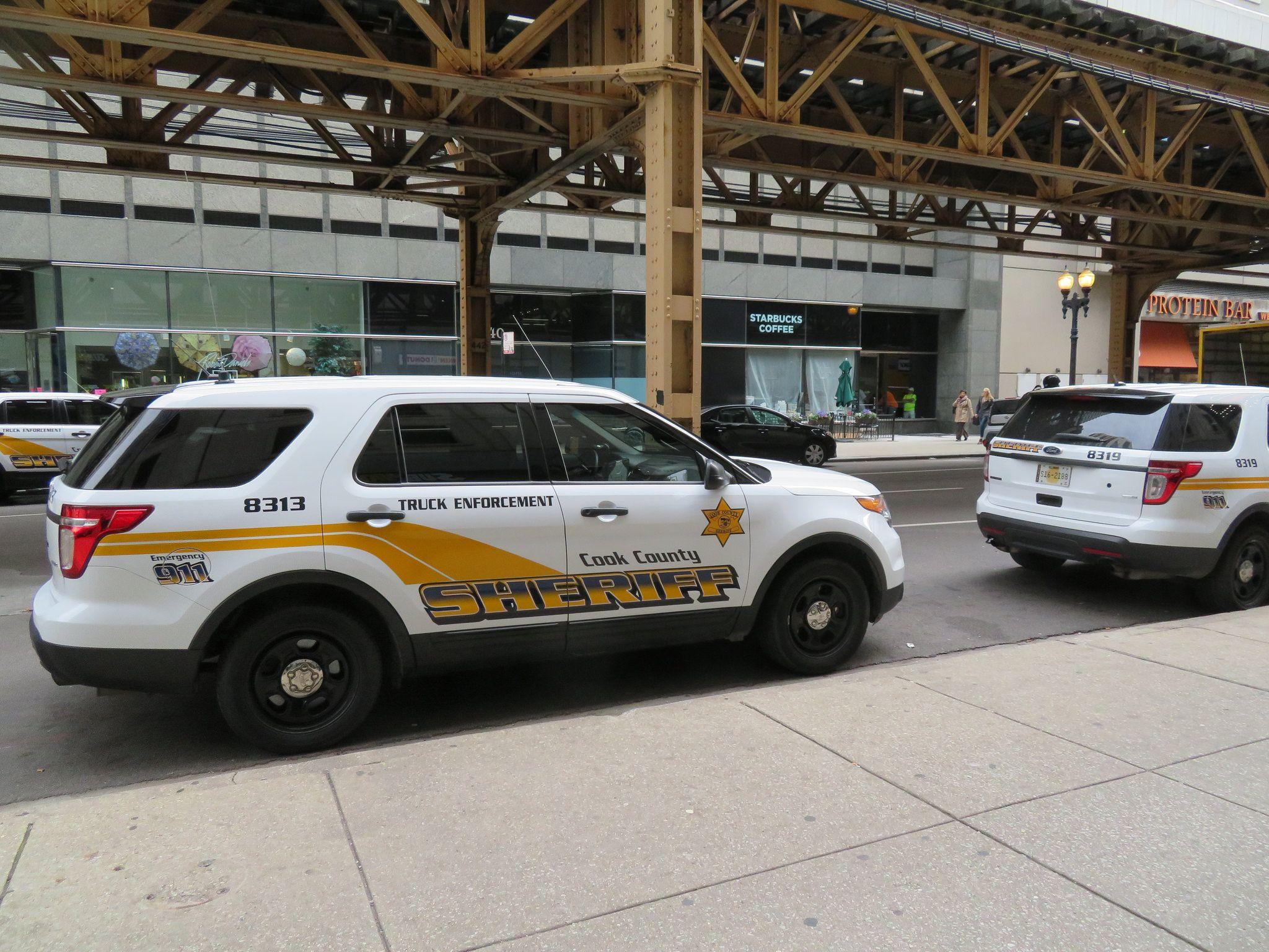 Cook County Sheriff Truck Enforcement Pinterest