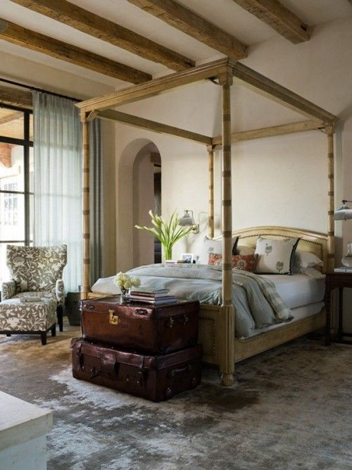 Being A Space Traveller In The SpaceThemed Bedroom Where The Delectable Rustic Bedroom Design