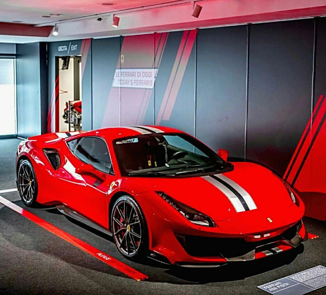 "Ferrari 488 Pista: Ferrari 488 Pista 😋""SWEET! But Perhaps A Color A Bit More"