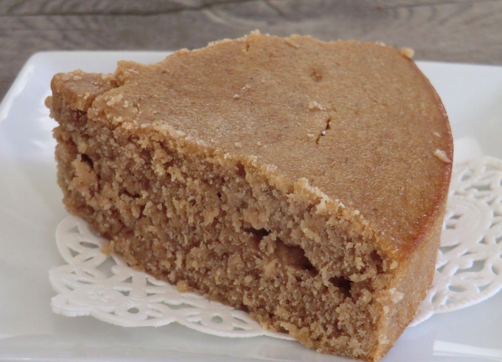 Gateau marron sans gluten sans lactose