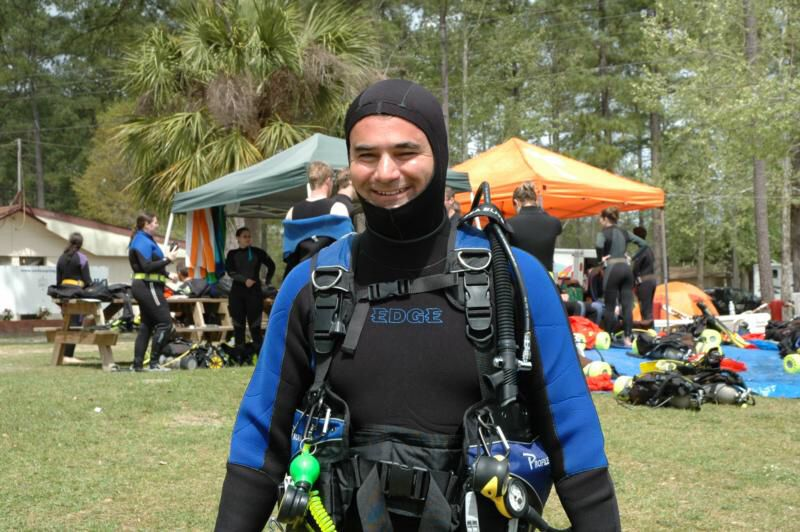 Me and all my scuba gear