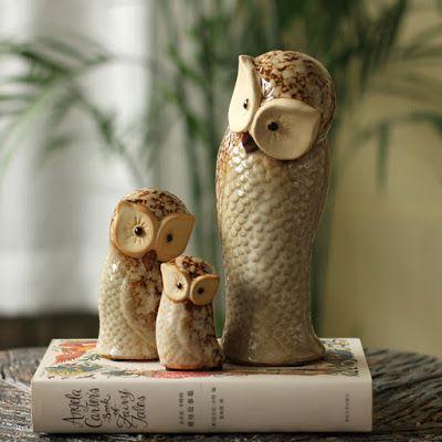 Decisiones: SI: El Búho como decoración en el hogar