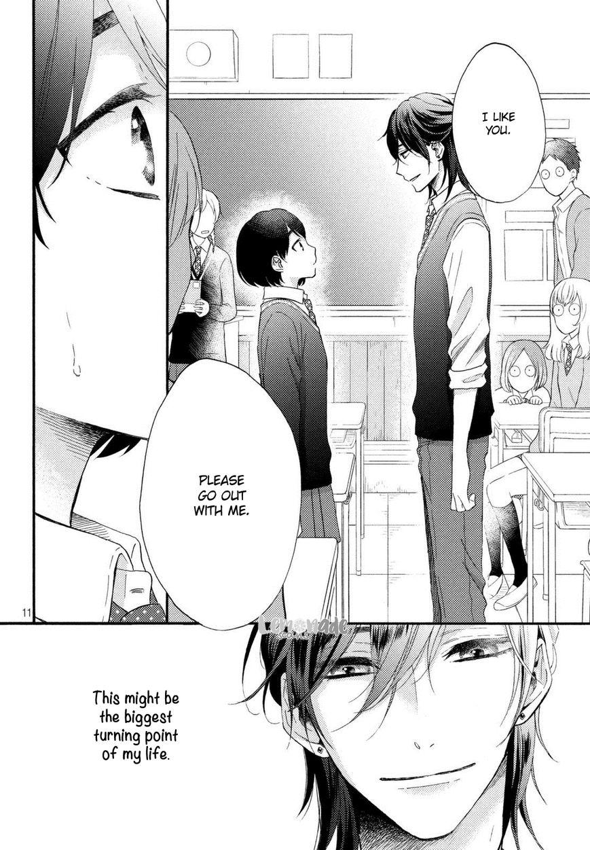 Hananoi-kun To Koi No Yamai Chapter 1 : Nice To Meet You - Mangakakalot.com