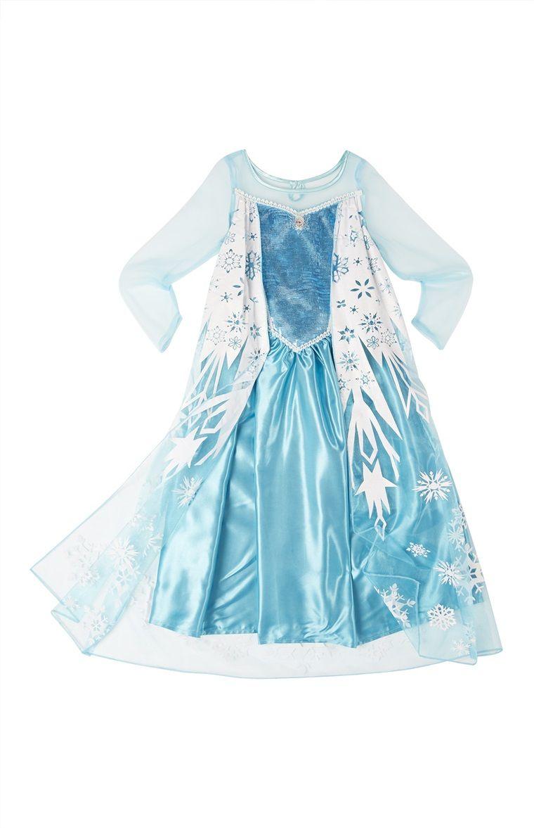 c0f060dc5a8f4 Disney Frozen Elsa Dress