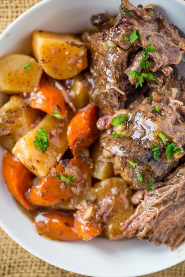 Ultimate Slow Cooker Pot Roast images