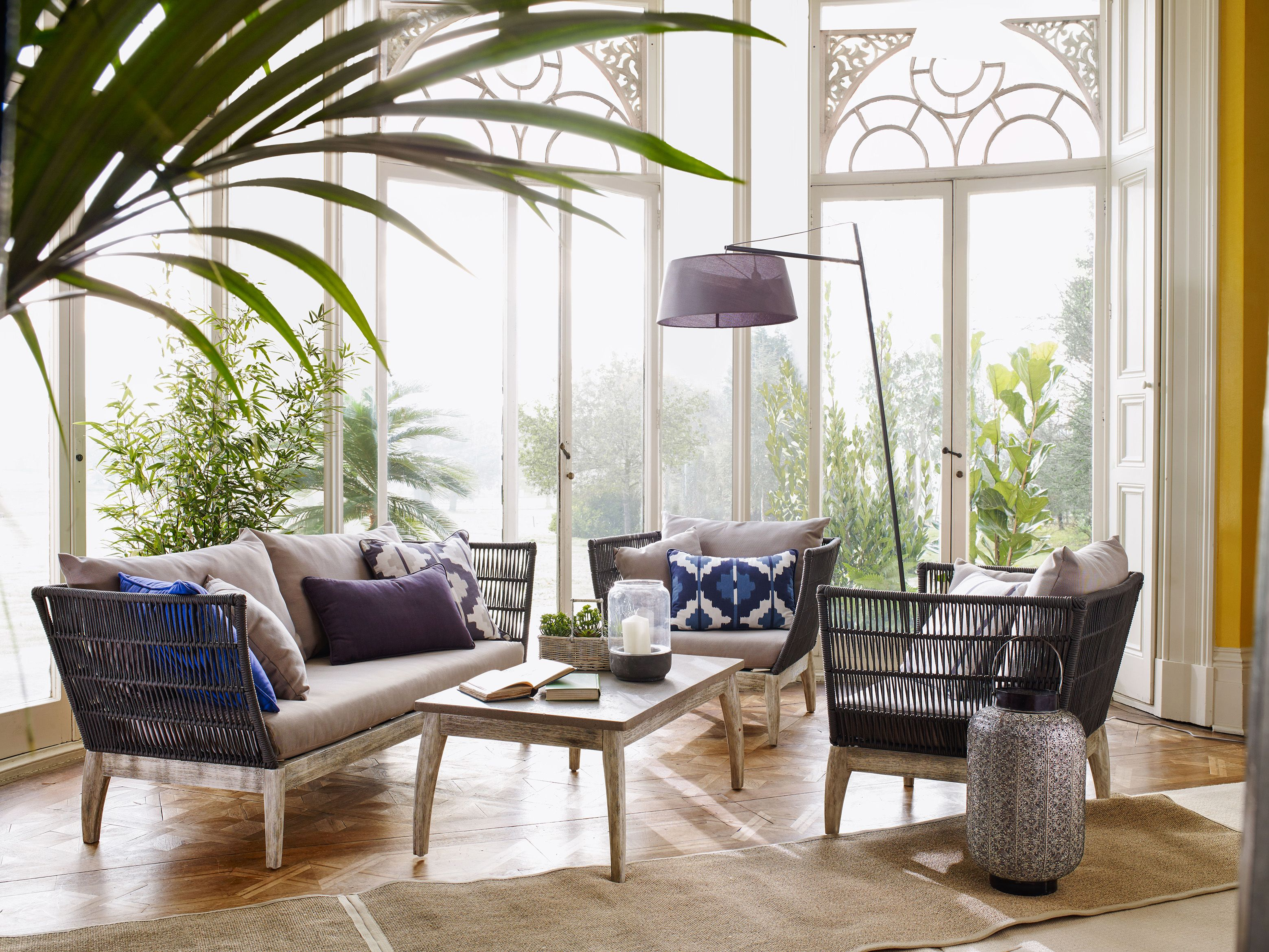 Make Your Conservatory Complete This Summer