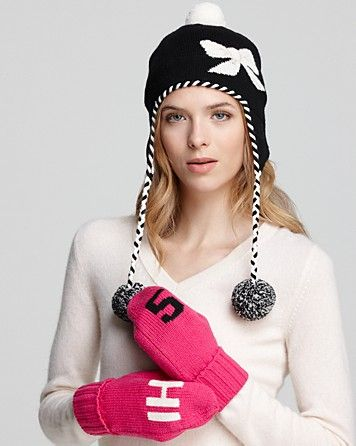 6d955123f86520 kate spade new york Bow Ski Hat | Bloomingdale's | FALL & WINTER ...