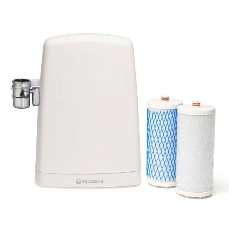 Aquasana Countertop Drinking Water Filter System White