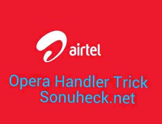 Airtel Opera Mini Handler 3g Trick Working Confirmed Feb  2015